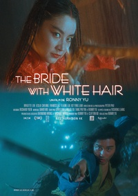 Poster de «The Bride With White Hair»